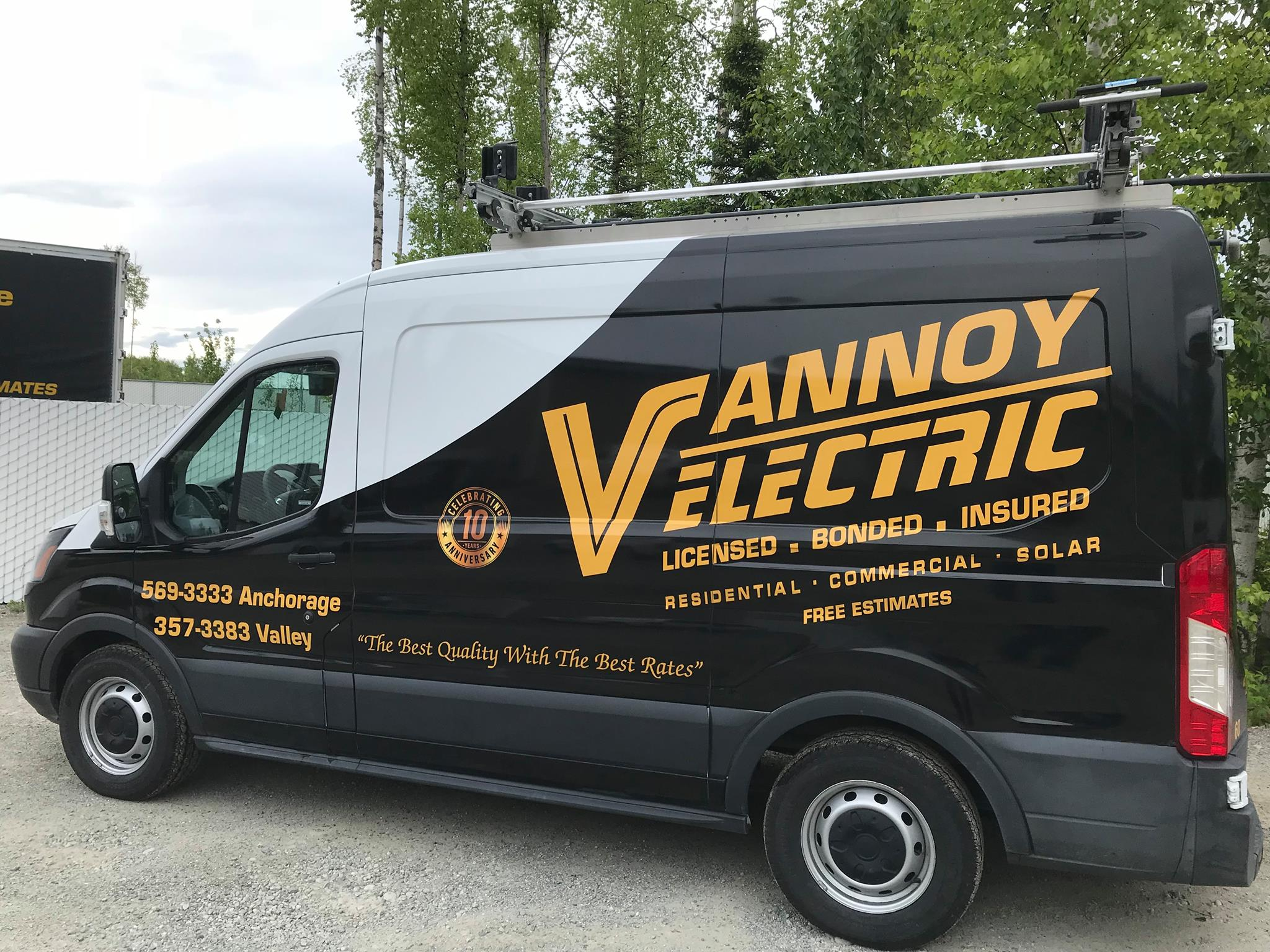 Vannoy Electric – ELFS