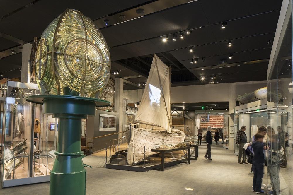 The Alaska State Museum in Juneau ELFS